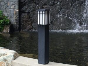 Bear Mountain Bollard